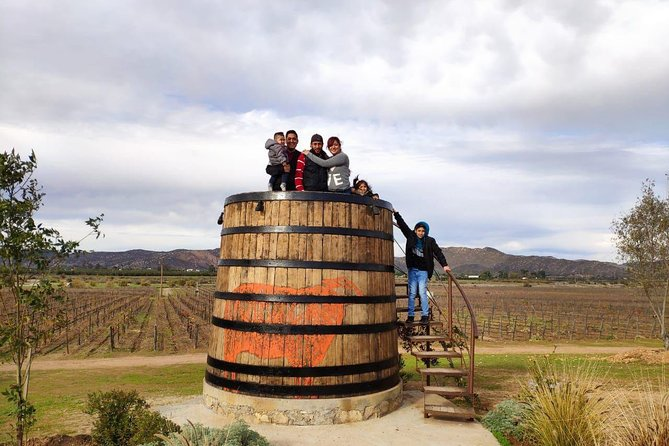 San Ysidro / Guadalupe Valley / Ensenada / Rosarito / San Ysidro