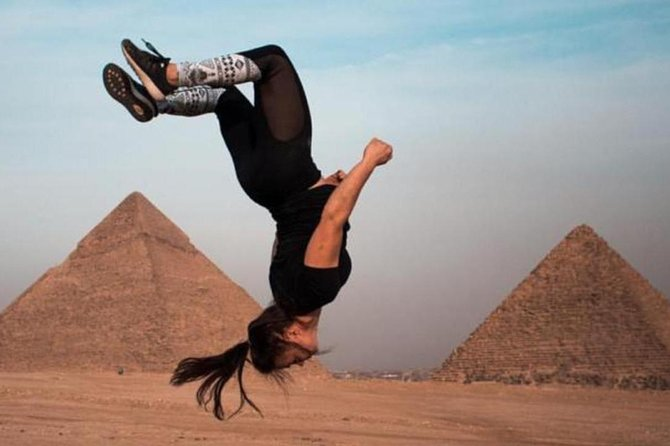 Private trip to Giza pyramids Sakkara Memphis & shopping