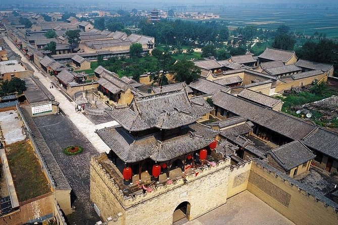 2-Day Datong Tour to Yungang Grottoes, Hanging Temple and Pingyao Ancient City