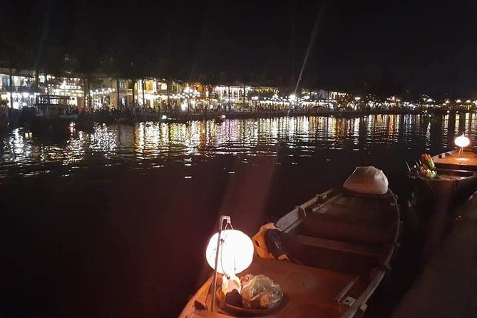 Basket Boat ride to visit Coconut Jungle & Hoi An Walking Tour, Night market