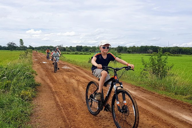 Battambang Livelihood Exploration by bikes
