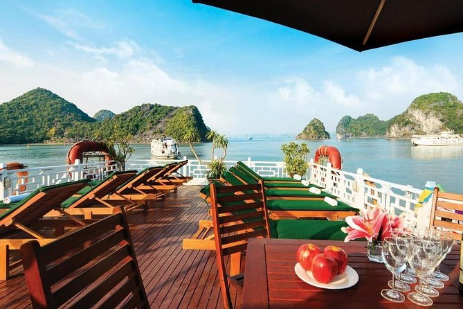 Halong Seasun Cruise 3 Days 2 Nights On Boat photo 6