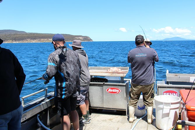 Full Day Bay Package - East Coast Tasmania Fishing Charter photo 4