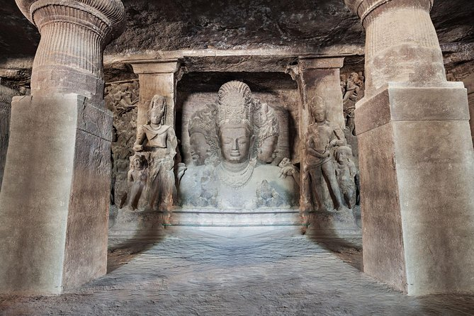 Elephanta Caves Tour including Lunch and Transport photo 1