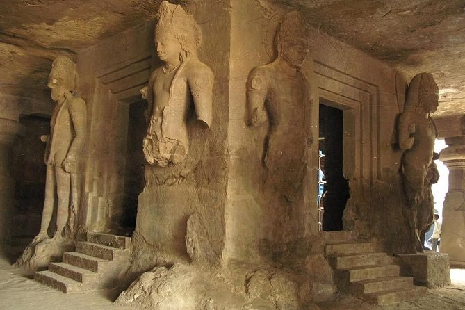Elephanta Caves Tour including Lunch and Transport photo 6