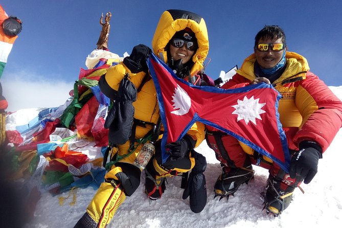 Everest Expedition 2021