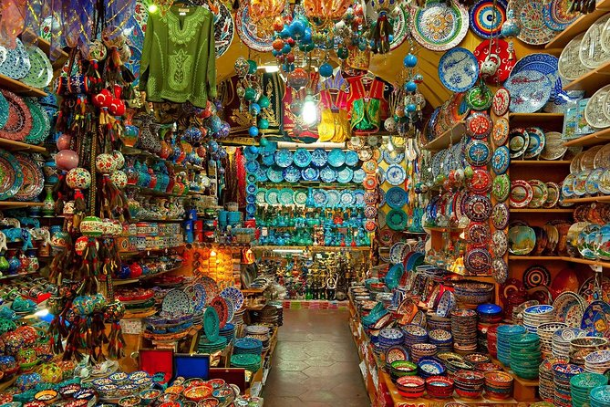 Istanbul Shopping Tour - 1 Day Traditional and Modern shopping.
