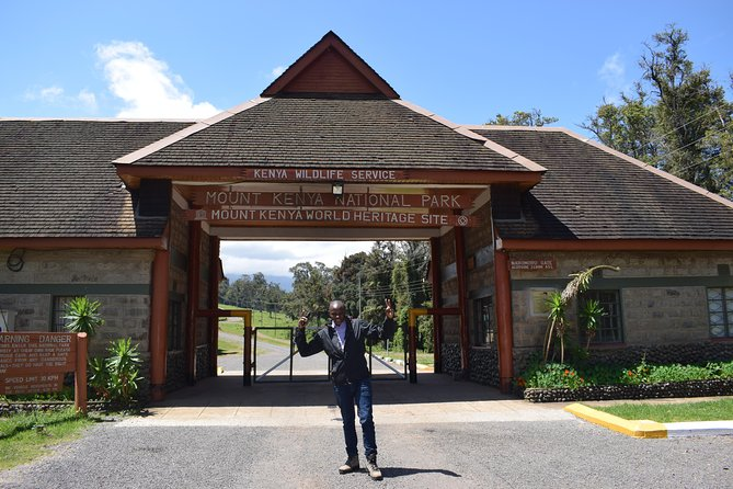 4 Days Mount Kenya Climb. Sirimon route