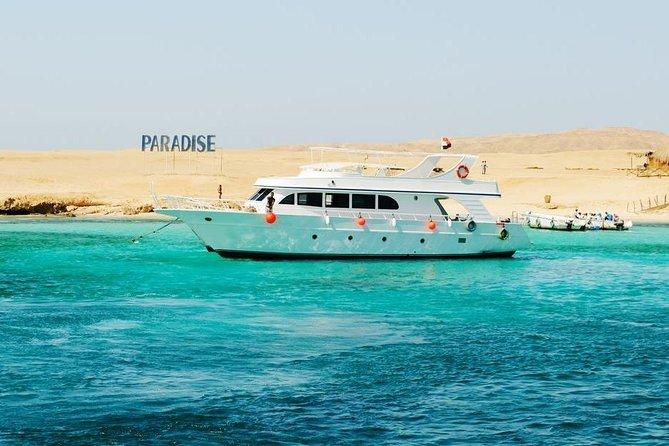 Giftun Island Snorkeling