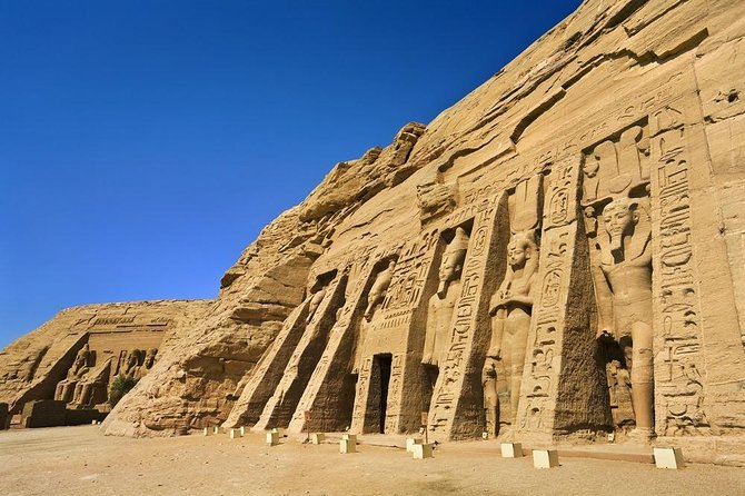 Private Tour Abu Simbel from Aswan by Plane