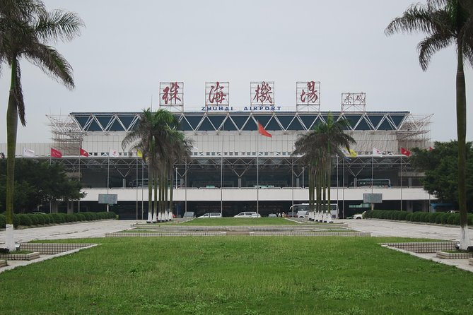 Zhuhai Airport => Gongbei Border / City Town