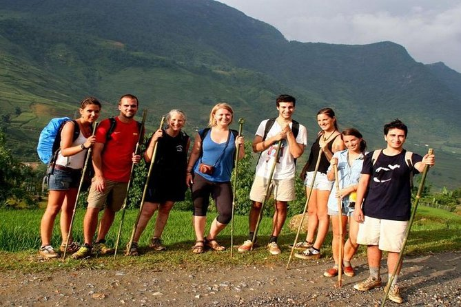 Sapa tour easy trekking 3 nights 2 days (overnight in Hotel )