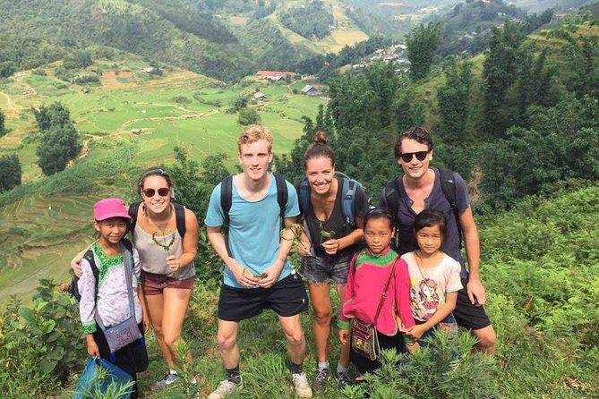 Sapa Unforgettable Trekking Tour 2 days 3 nights by Train