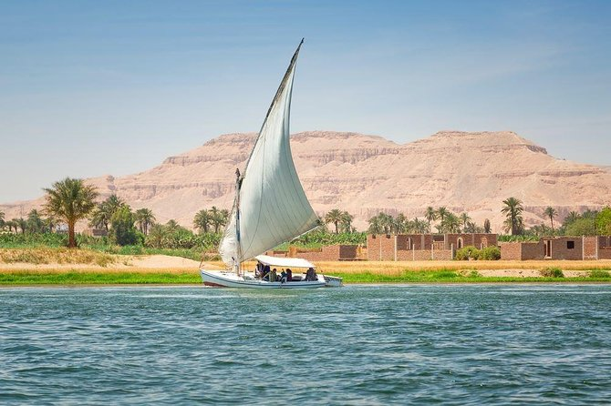 Felucca Ride in Luxor photo 13