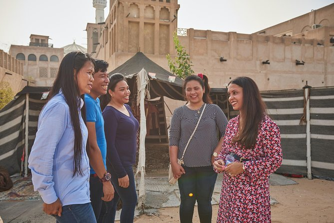 Historic Old Dubai & Souk Walking Tour