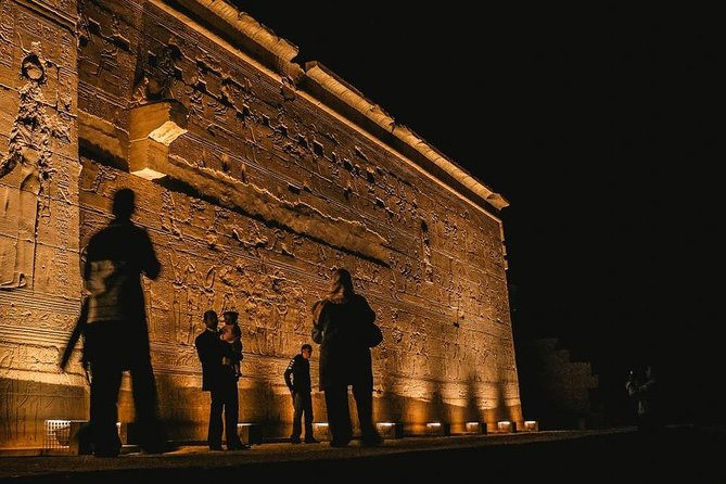 Sound and Light Show Aswan