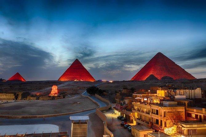 Sound and Light Show Cairo