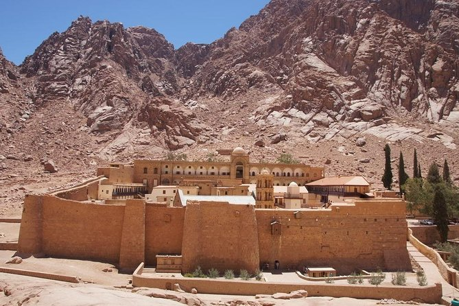 2 Days Private Tour Saint Catherine Monastery from Cairo