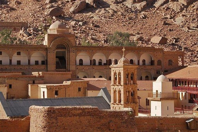 Trip to St. Catherine Monastery
