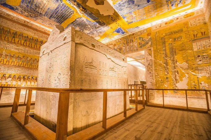 Valley of Kings and Hatshepsut