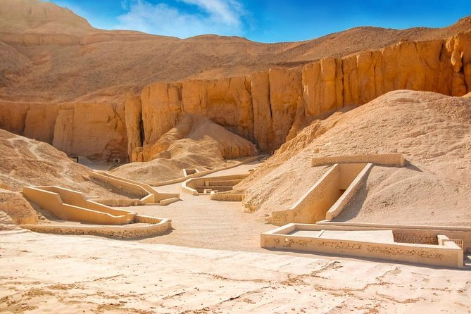 Valley of Kings and Hatshepsut
