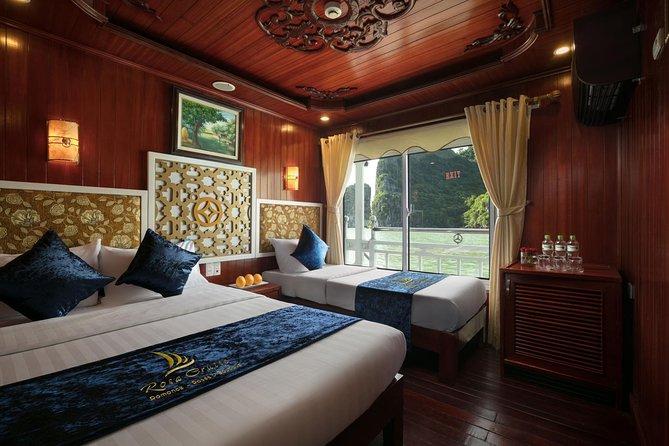 3 Days 2 Nights Ha Long – Lan Ha Bay – Viet Hai Village On ROSA CRUISE