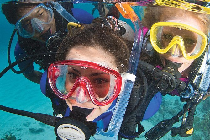Open Water Diver Course in Lanzarote