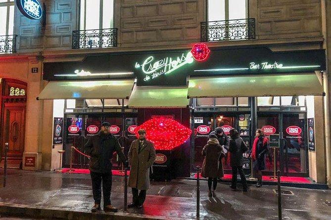 Crazy Horse Show Paris