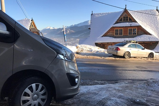 Krakow Airport to Zakopane Private Transfer | Up to 4 People