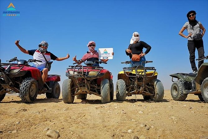 Desert Safari Trip by Quad Bike