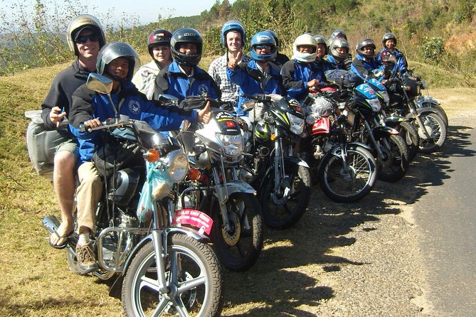 Two day Motorcycle/Easy Rider Tour From Da Lat to Mui Ne