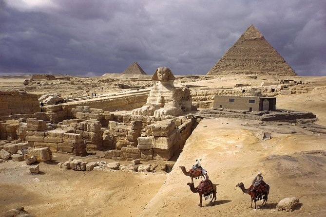 From Hurghada Full-Day Trip to Cairo & Giza by Bus