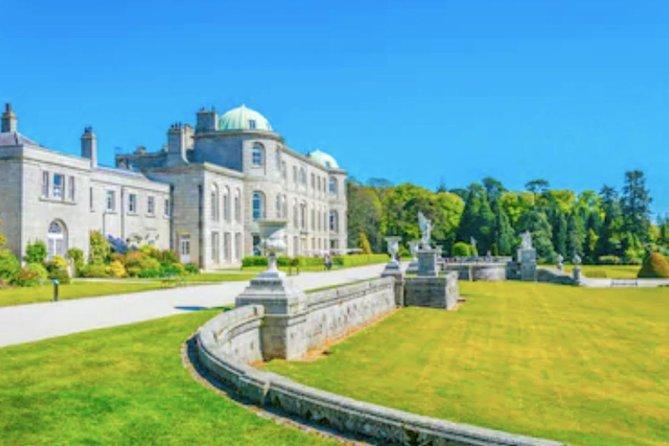 Shore Excursion: Exclusive Powerscourt, Wicklow and Dublin City Tour
