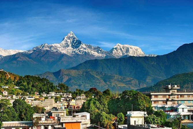 Guided Tour To Explore Entire Pokhara By Private Car