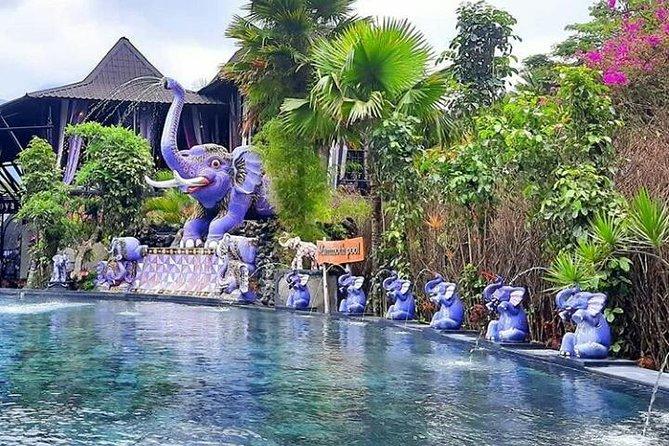 Kintamani unesco and hot spring