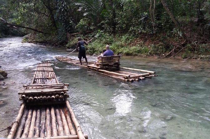 Martha Brae Bamboo Rafting from Ocho Rios and Runaway Bay Hotels