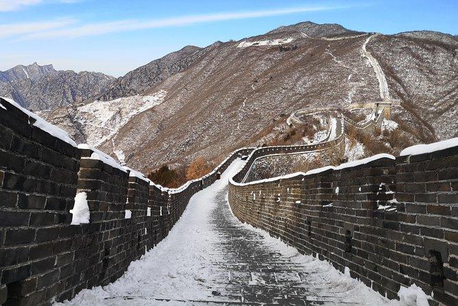 Private Day Tour naar het Tiananmen-plein, de Verboden Stad en de Grote Muur van Mutianyu