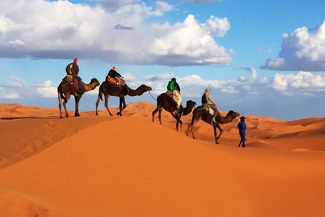 7 Days Morocco Imperial Cities and Sahara Desert Tour (Private Trip)