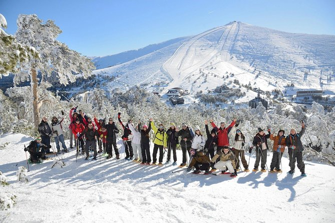 Snowshoes in Madrid - Seven Peaks Route