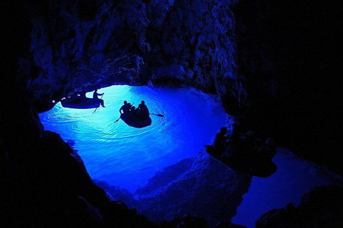 Blue Cave,Blue Lagoon and Ship Wreck - unique private boat tour