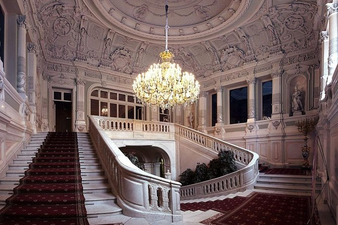 Visit to the Yusupov palace and Rasputin murder