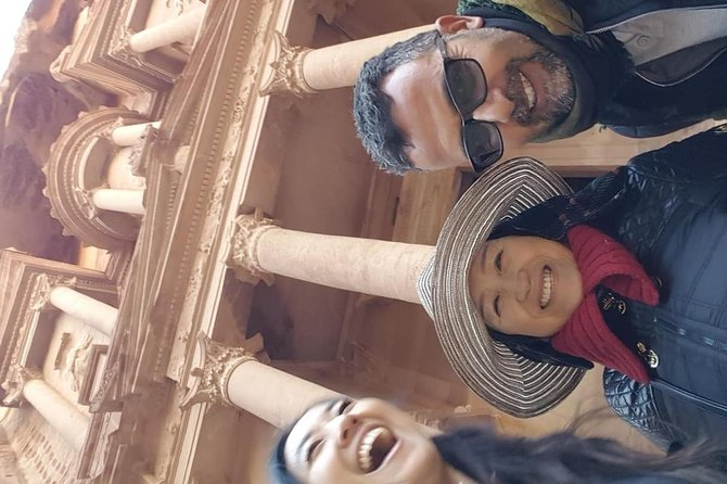 Private tours in Petra