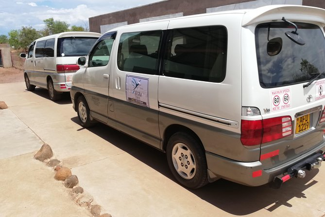 Victoria Falls Airport /Shuttles/Ground Transfers