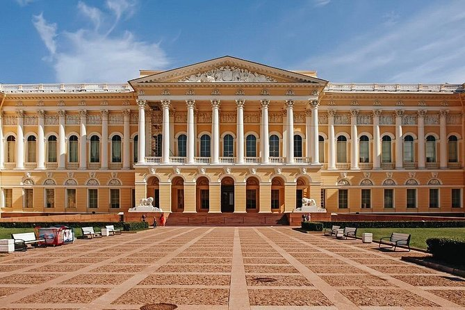 Russian Museum Tour in St Petersburg photo 1