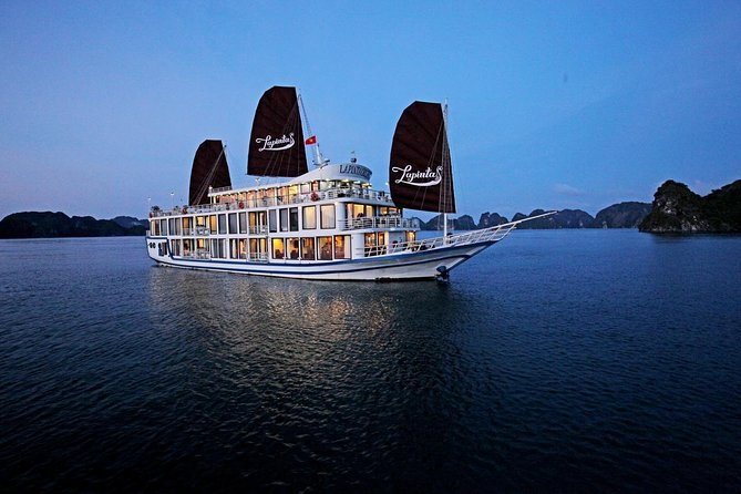 Luxury Ha Long & Lan Ha Bay 2 Days 1 Night Tour - LA PINTA Cruise