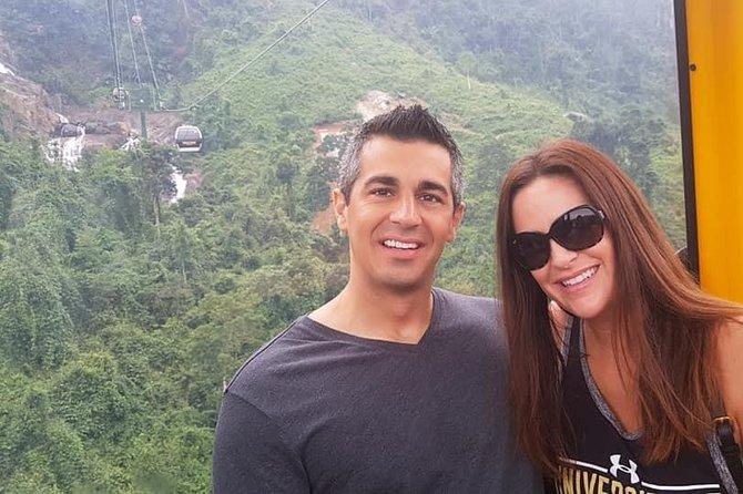 Ba Na Hills with GOLDEN BRIDGE & MARBLE MOUNTAIN Private Tour