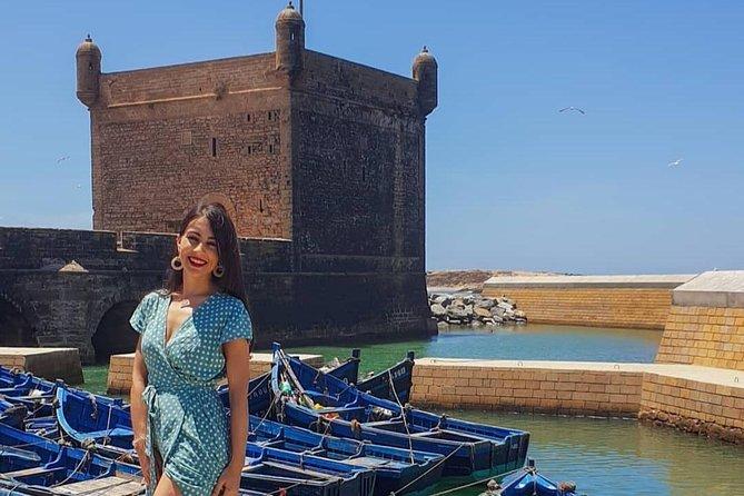 Discover Essaouira: Artistic culinary stroll in the medina and its ramparts