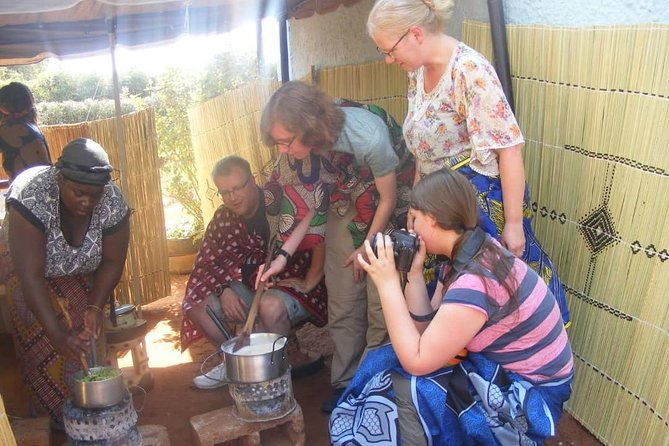 Learn to Cook Nshima, the Zambian Staple Food