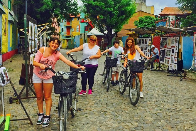 Buenos Aires PRIVATE Bike Tour