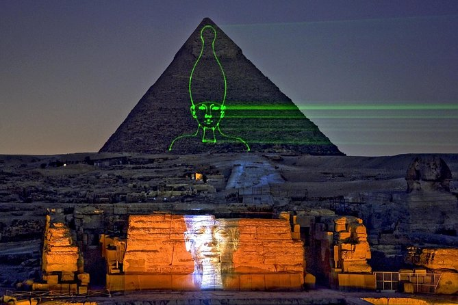 Pyramids Sound and Light Show photo 3